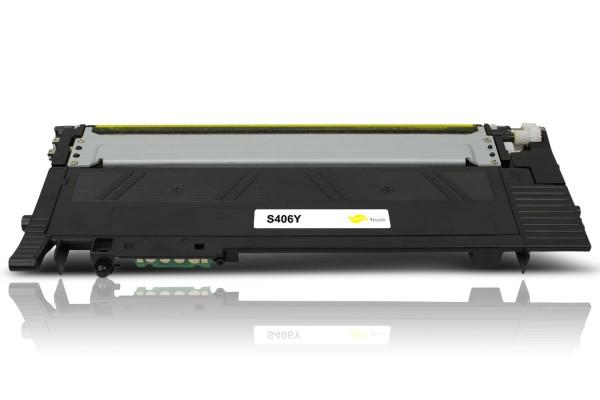 Kompatibel zu Samsung CLT-Y406S / SU462A Toner Yellow