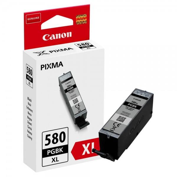 Canon PGI-580 XL / 2024C001 Tinte Pigment-Black