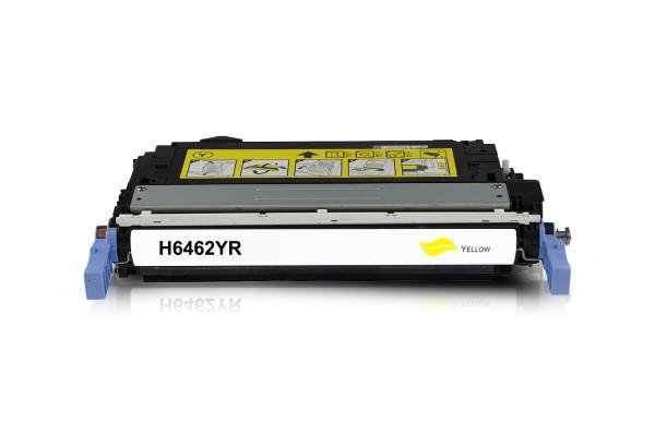 Rebuilt zu HP Q6462A / 644A Toner Yellow