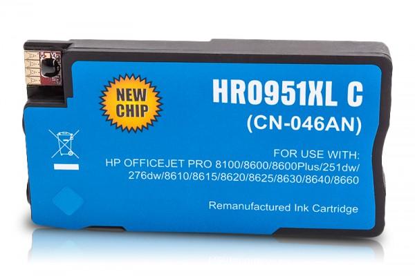 Kompatibel zu HP 951 XL / CN046AE Tinte Cyan