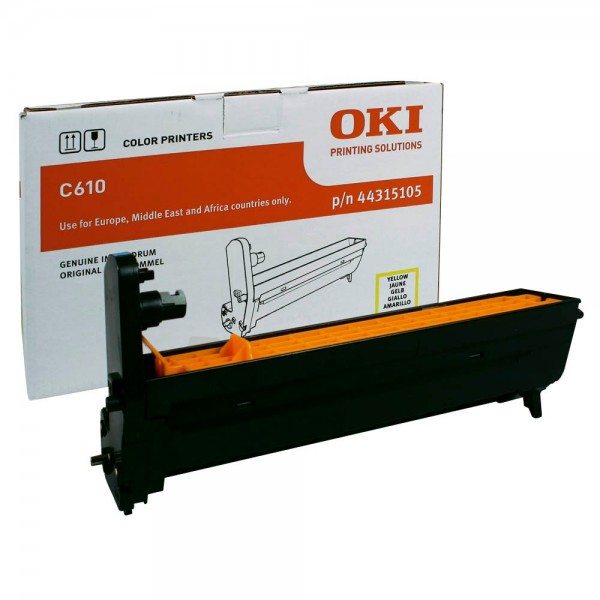 OKI 44315105 Bildtrommel Yellow
