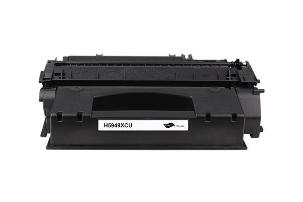 Kompatibel zu HP Q5949X / 49X Toner Black