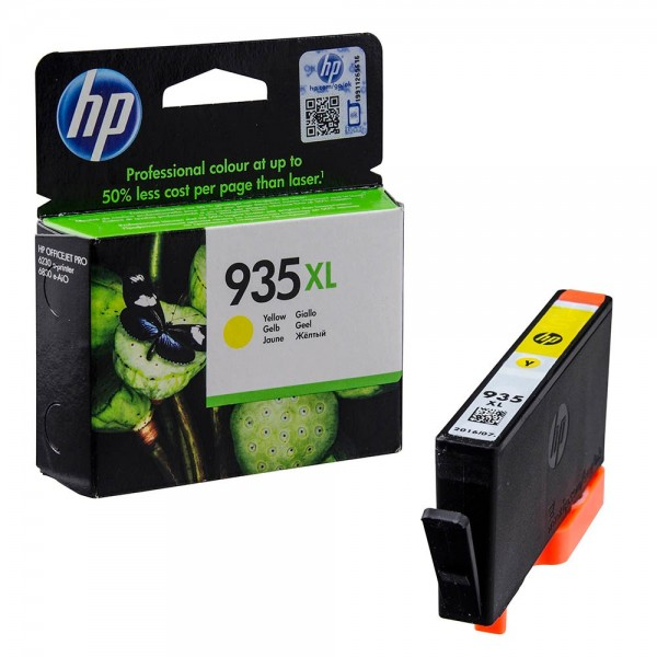 HP 935 XL / C2P26AE Tinte Yellow